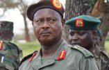 Trump soutenu par le président ougandais