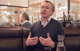 Christophe Malavoy parle de son admiration pour Louis-Ferdinand Céline