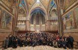 Naissance du Conseil œcuménique des Églises chrétiennes d'Italie et messe œcuménique
