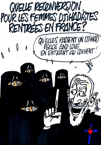 Ignace - Quid des femmes djihadistes revenues en France ?