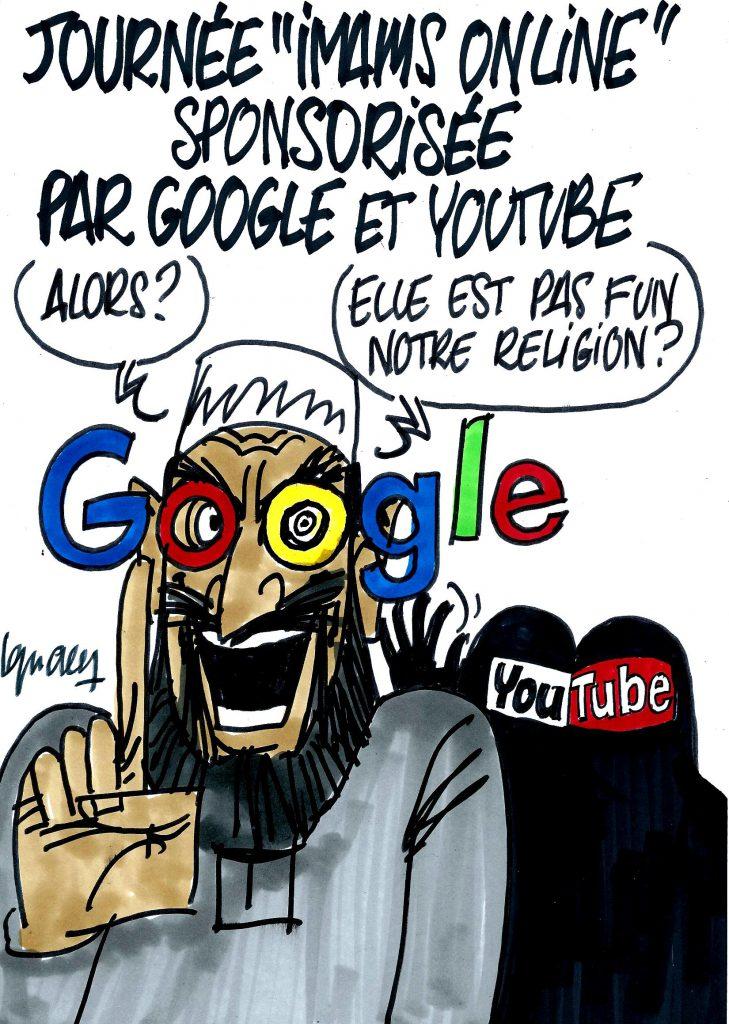"Ignace - Google, Youtube et les ""Imams Online"""
