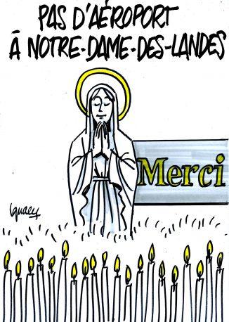 Ignace - Pas d'aéroport à Notre-Dame-des-Landes