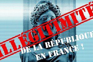 L'illégitimité de la république en France