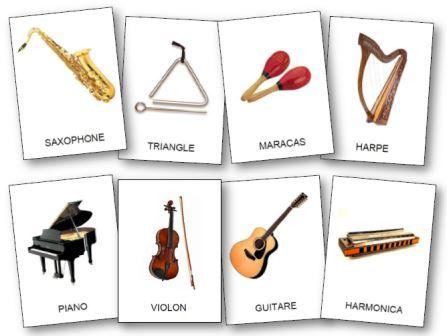 Les instruments de musique ont ils un sexe medias for Instruments de musique dax