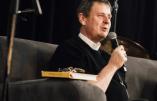 Mgr Low: «changement galiléen de l'Eglise» au sujet de l'homosexualité