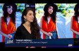 Tamar Morali, concurrente israélienne au concours Miss Allemagne