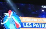 Pas grand monde pour acclamer Florian Philippot qui voit en son parti un nouveau «Front populaire» et fait référence à Robespierre