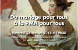 Après le «mariage» homosexuel, la franc-maçonnerie veut la PMA