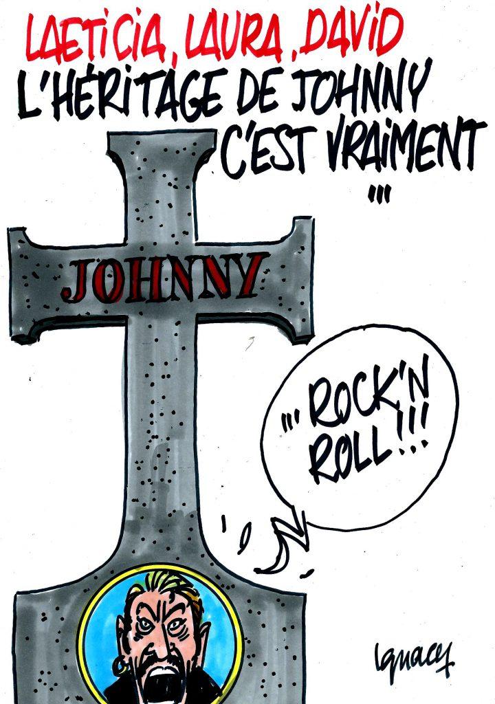 Ignace - Johnny et l'héritage