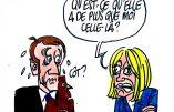 Ignace - Macron va cohabiter avec une poule