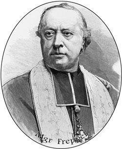 Mgr Freppel, évêque et député, défenseur de la Chrétienté et de la France
