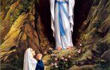 Fête de Notre-Dame de Lourdes