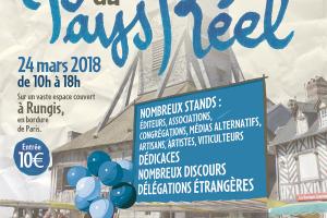 Evénement catholique et nationaliste : la Fête du Pays Réel ce samedi 24 mars 2018