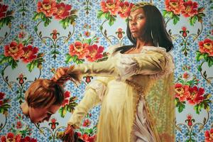 Le peintre raciste d'Obama