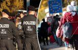 Allemagne – Un policier menacé à son domicile à la suite d'une expulsion d'immigrés illégaux