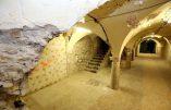 Une église franciscaine de 1250 vient d 'être découverte à Nice