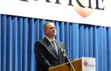 «A temps critique, jeunesse héroïque» – Pierre Studer présente la charte de France Jeunesse Civitas