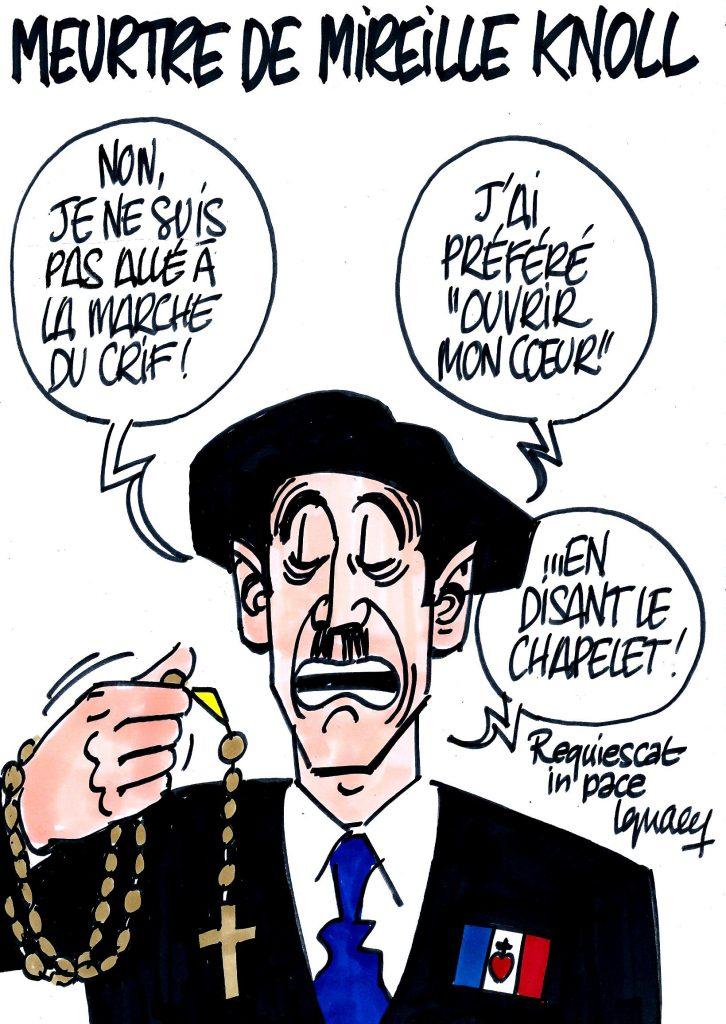 Ignace - Meurtre de Mireille Knoll