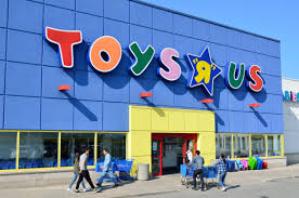 """Toys """"R"""" Us…Toys are us ? No more…"""