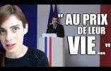 Virginie Vota : «Macron parle d'esprit de résistance ? Mais que fait la république contre l'occupant ?»