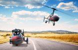 Les voitures volantes ne sont plus de la science-fiction