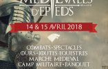 14 et 15 avril 2018 – Les Médiévales d'Epieds