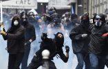 A Lyon, l'extrême gauche tente de prendre d'assaut un commissariat