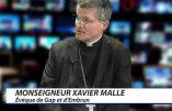 L'évêque de Gap, porte-parole des migrants