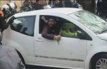 Quand des islamistes s'en prennent à des motards…