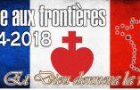 Rosaire aux Frontières à Castres ce samedi 28 avril 2018