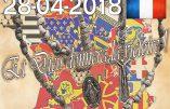 Le 28 avril 2018 à Vichy, le Rosaire aux Frontières vous attend