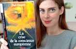 Virginie Vota et la crise de la conscience européenne