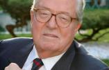 A l'inverse de Marine Le Pen, Jean-Marie défend les Palestiniens