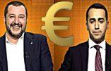 L'enjeu européen en Italie: de l'interdiction de la Franc-maçonnerie à la fin de l'euro ? Tout un programme!