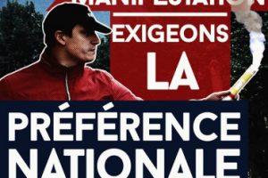 26 mai 2018 à Aix-en-Provence – Manifestation du Bastion Social