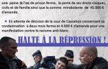 Solidarité avec Alexandre Gabriac