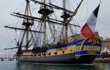 L'Hermione: de l'imposture navale à la propagande idéologique