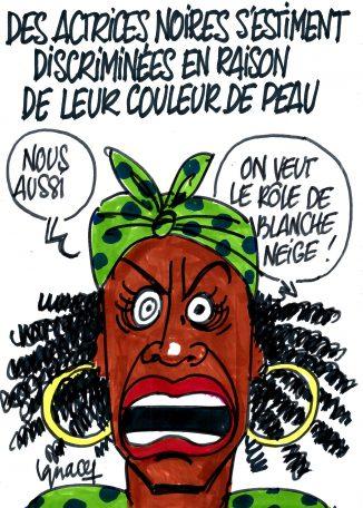 Ignace - Des actrices noires victimes de leur couleur de peau ?