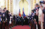 La cérémonie d'investiture de Vladimir Poutine