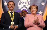 Après le pape François, c'est au tour de Macron de recevoir le prix Charlemagne