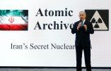 Mise en scène de Netanyahu au sujet d'un «plan secret» atomique iranien