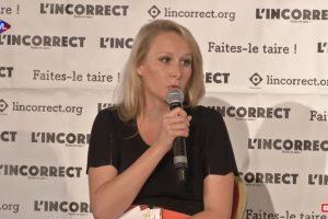 Marion Maréchal inaugure son école de sciences politiques à Lyon