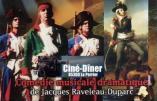 29 juin 2018 à Le Perrier – Ciné-dîner «Charette ou la Victoire des Vaincus»