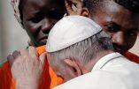 Le pape François contre le gouvernement italien