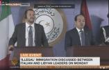 Salvini se rend en Libye pour conclure des accords dans la lutte contre les trafiquants d'immigrés illégaux
