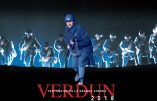 Du 22 juin au 28 juillet 2018 à Verdun : spectacle historique sur 14-18