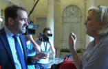 Affaire Benalla, réaction de Marine Le Pen ce dimanche 22 juillet 2018