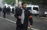 Altercation entre Marine Le Pen et Christophe Castaner, le secrétaire d'Etat aux Relations avec le Parlement