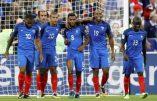 Les Bleus ? «L'équipe de France et de ses anciennes colonies africaines»