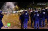 La France Black Blanc Beur fête à sa façon la victoire des Bleus en demi-finale